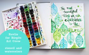 Art Journal Ideas Revlie